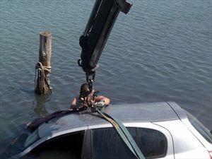 CAR TO SEA