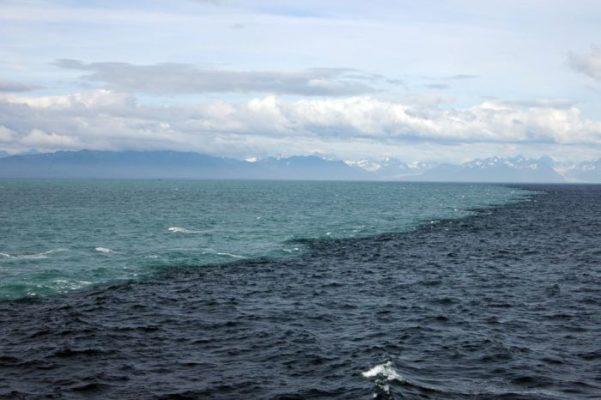 Τα σύνορα Ατλαντικού με τον Ειρηνικό
