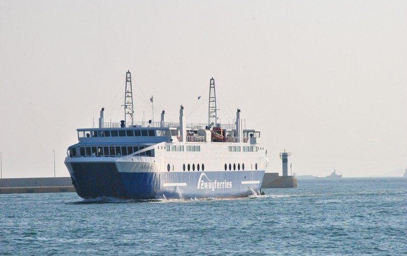 Κοινοπραξία πλοίων Σαρωνικού