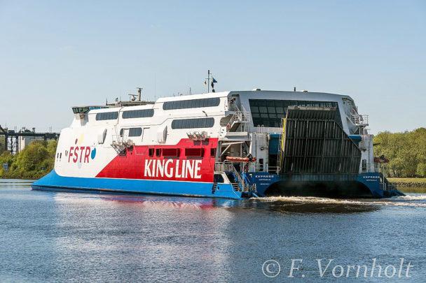 Photo: Fabian Vornholt - Shipspotting.com