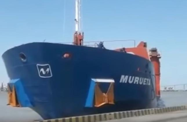 MV Murueta