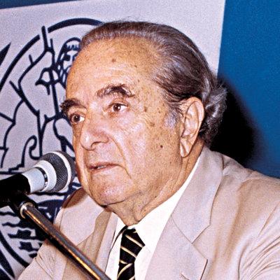 O αείμνηστος Γιώργος Π. Λιβανός, Εμπνευστής της HELMEPA