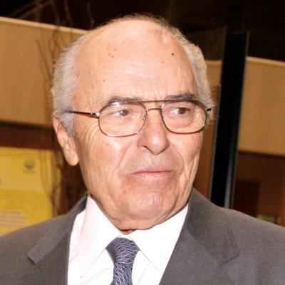 O αείμνηστος Καπετάν Βασίλης Κ. Κωνσταντακόπουλος, Επίτιμος Πρόεδρος της HELMEPA