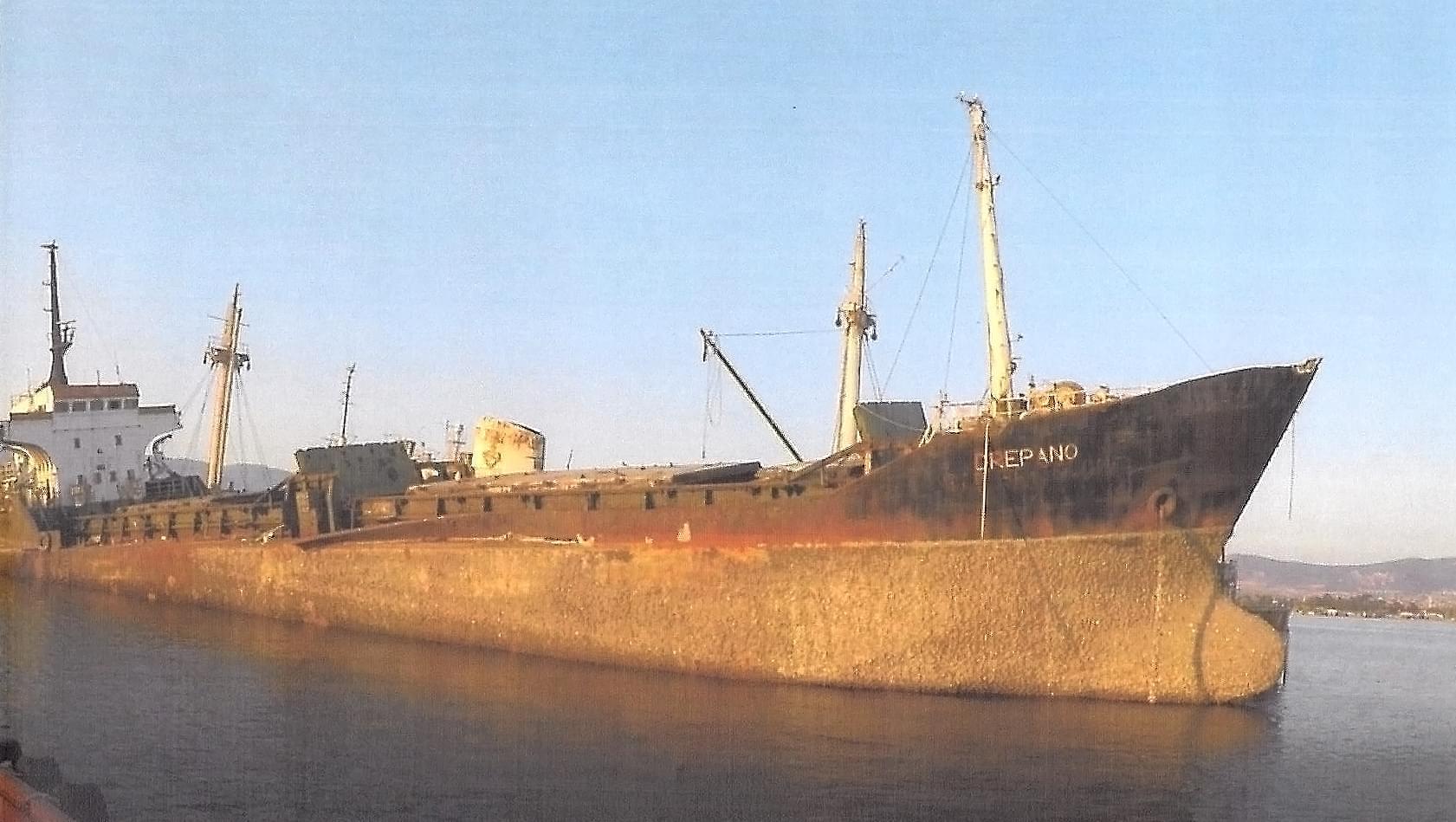 φορτηγού πλοίου Δρέπανο