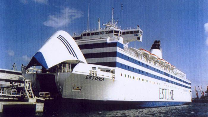 Estonia ship