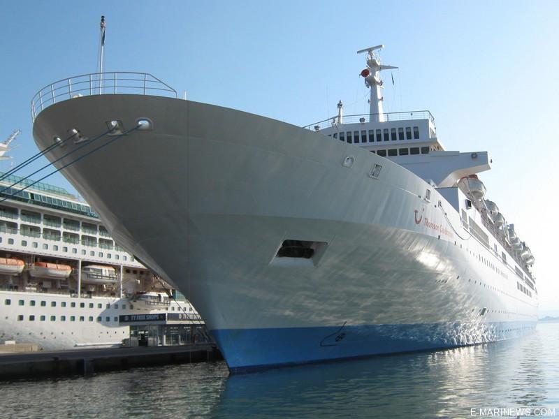 9 Κρουαζιερόπλοια που οδηγήθηκαν για σκράπ