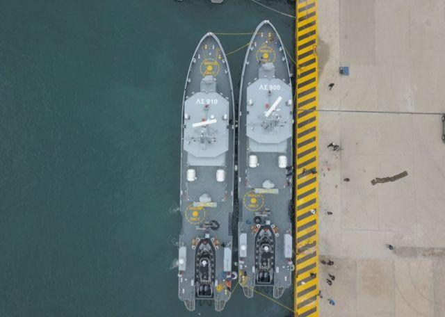 νέα περιπολικά σκάφη