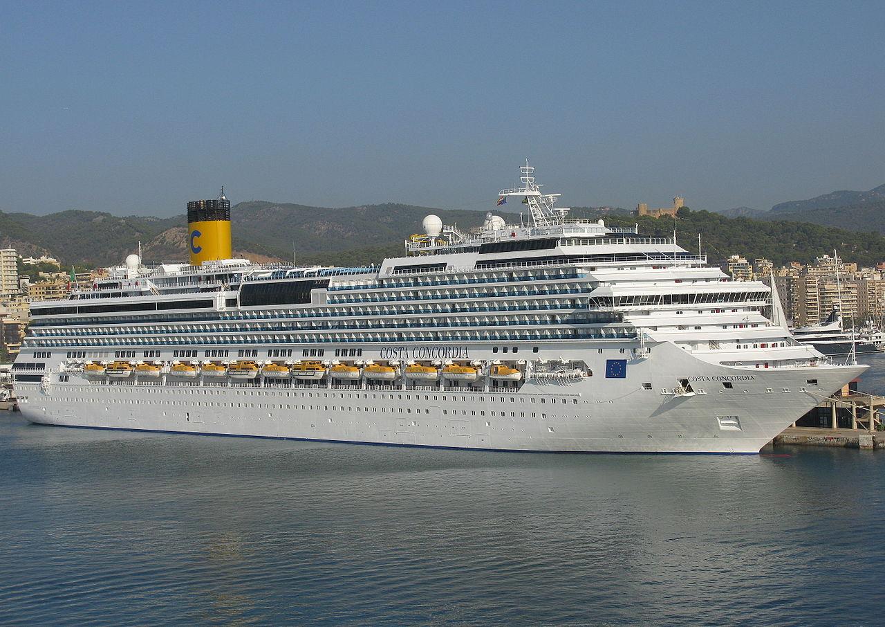 το ναυάγιο του Costa Concordia